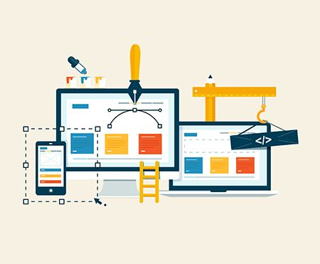 Our website design makes sure that your visitors not only stay longer, but also turn into customers.