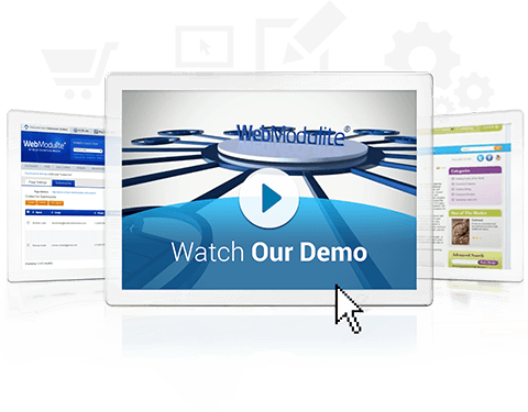 Our CMS Demo Video